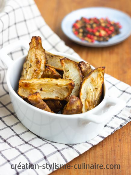 topinambours rotis façon potatoes