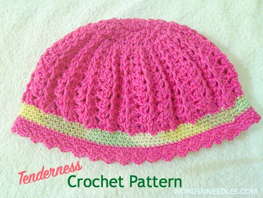 24hr Beret Tenderness Crochet Pattern