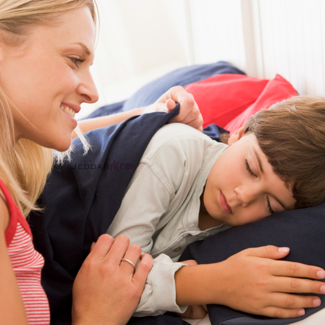 Solve bedtime troubles with these tips JeddahMom