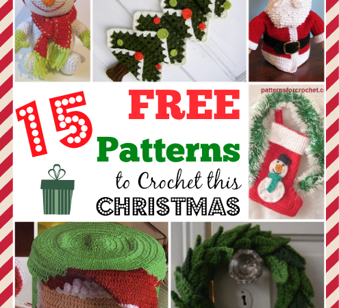 15 Free Patterns To Crochet This Christmas