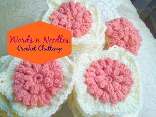 something pretty crochet pattern wordsnneedles