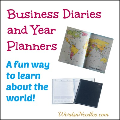 Business Diaries To Teach Your Child About The World