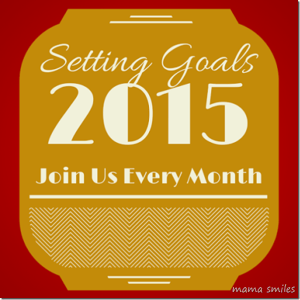 setting goals may