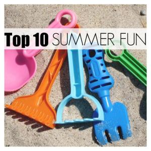 summer play ideas bigger kids and babies