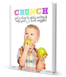crunch healthy eating ebook orlena kerek review