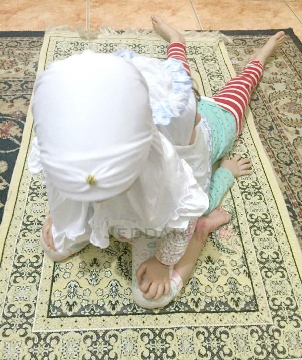 Teaching children to pray |jeddahMom