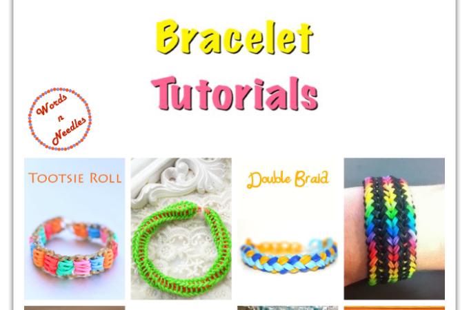 Top Ten Rainbow Loom Bracelet Tutorials
