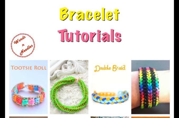 Top Ten Rainbow Loom Bracelet Tutorials