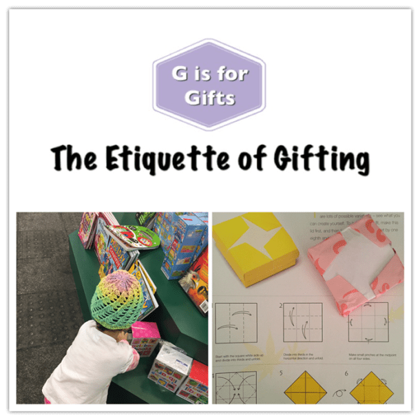 g for gifts etiquette of gifting manners and morals for children teaching