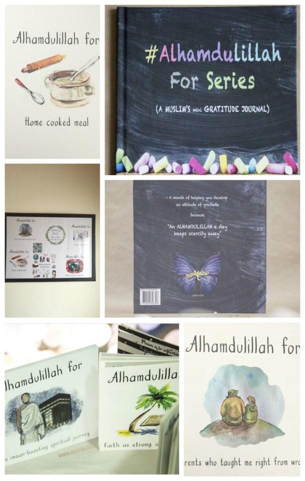 #AlhamdulillahForSeries Gratitude Journal 5 Ways to benefit from it