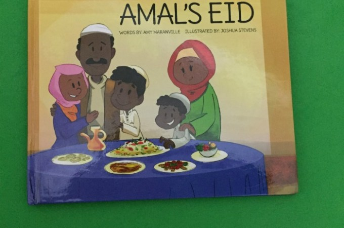 Amal's Eid- Book Review