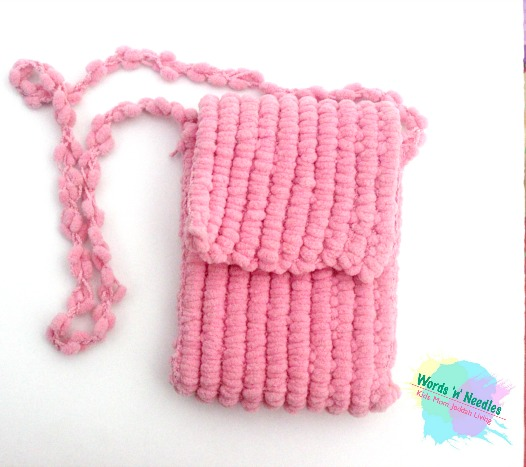 How To Crochet With Popcorn Yarn Crochet Bag