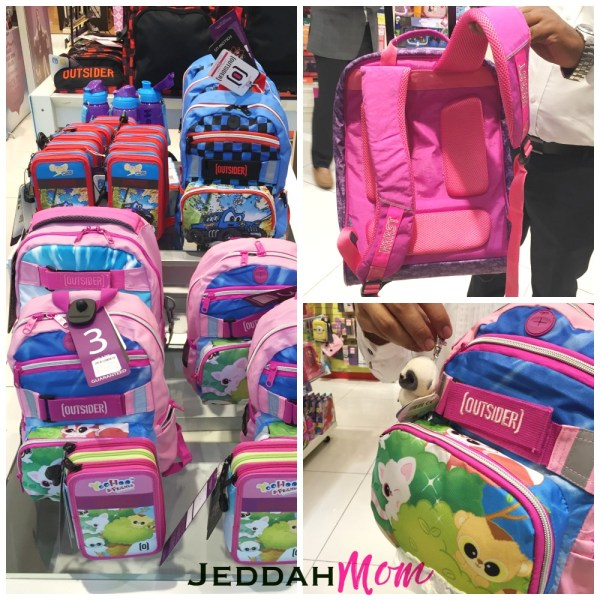 Outsider bags back to school collection lifestyle