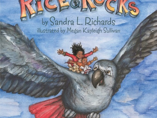 Rice & Rocks by Sandra L Richards book review