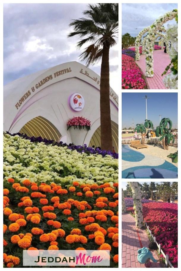 Yanbu Flower Festival JeddahMom Review