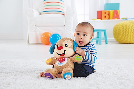 laugh and learn smart stages puppy