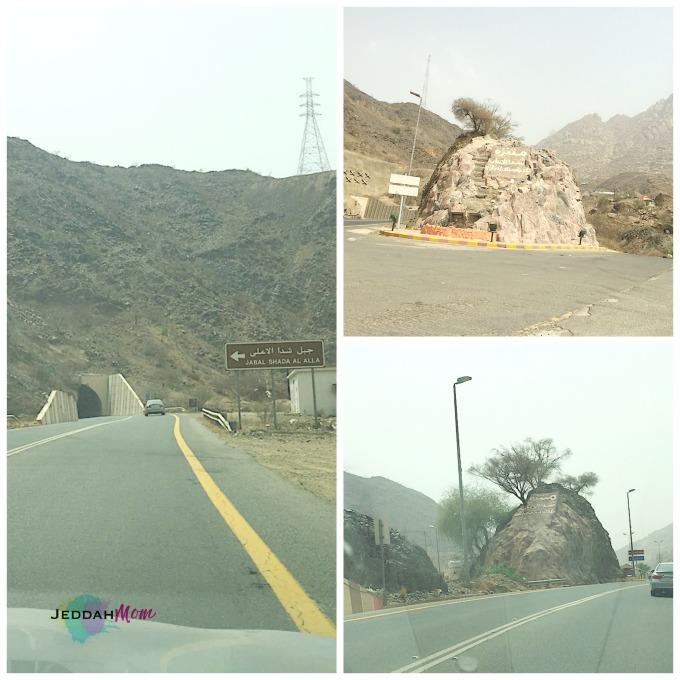 Shada al a'la mountain Exploring Saudi Arabia