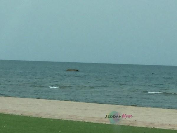 Where is the Battle ship at Al Qunfudhah Exploring Saudi Arabia with Kids Jeddah