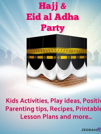 JeddahMom Hajj and Eid al Adha Party