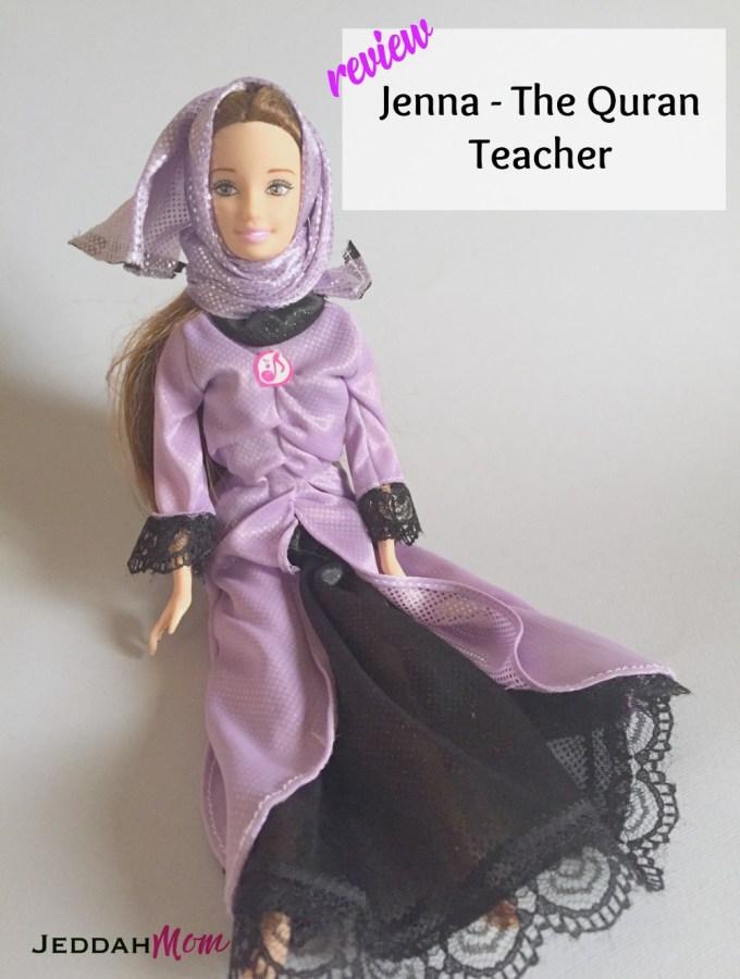 Jenna the Quran Teacher review JeddahMom
