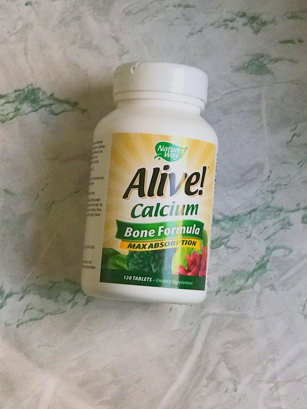 Alive calcium JeddahMom iHerb