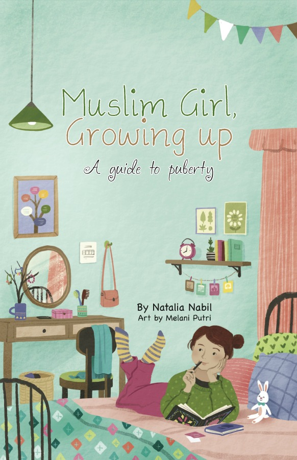 Muslim Girl Growing Up: A Guide to Puberty - Book Review