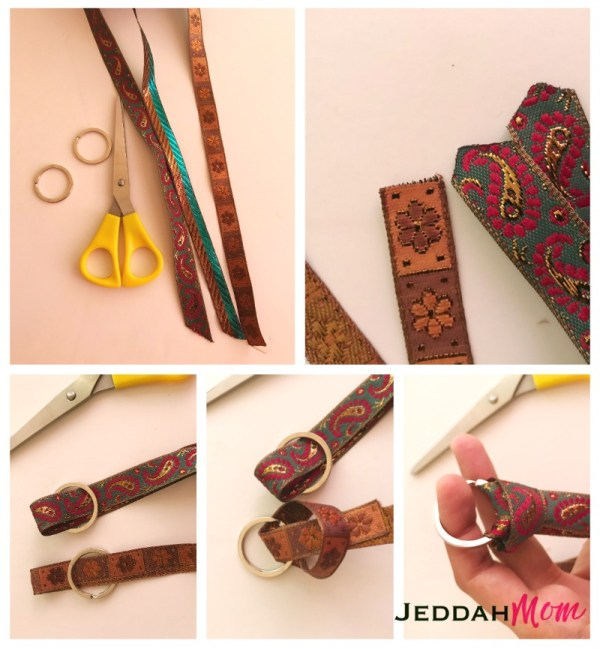 HOw tomake a neck tie key chain for fathers day or teach appreciation