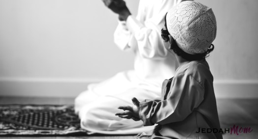 Age by age guide to encourage children to pray salah JeddahMom