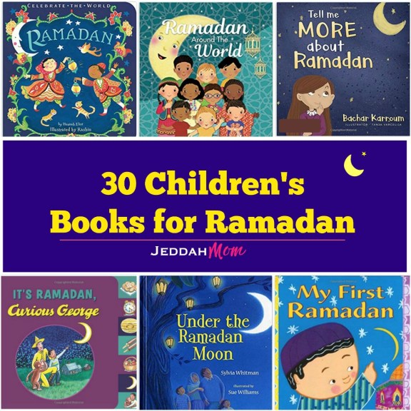 30 Children S Books About Ramadan
