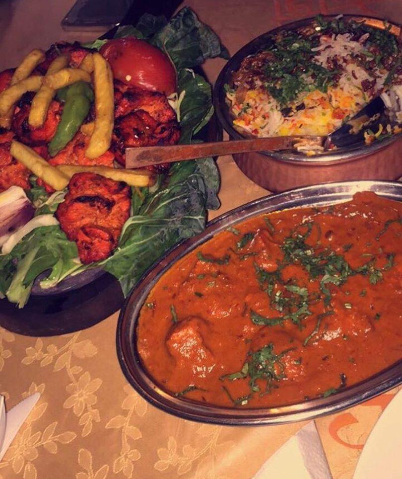 مطعم موغلاي الهندي بجدة المنيو والاسعار والعنوان