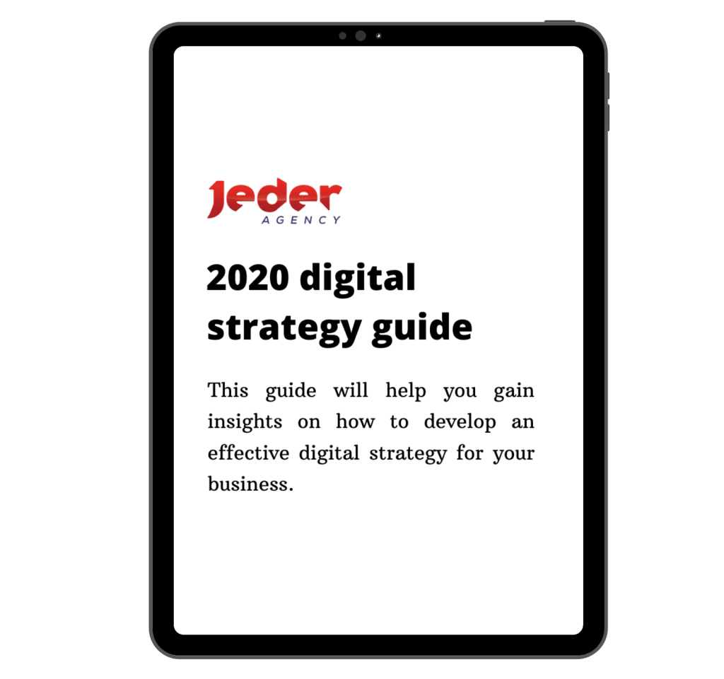 Free 2020 Digital Strategy Guide