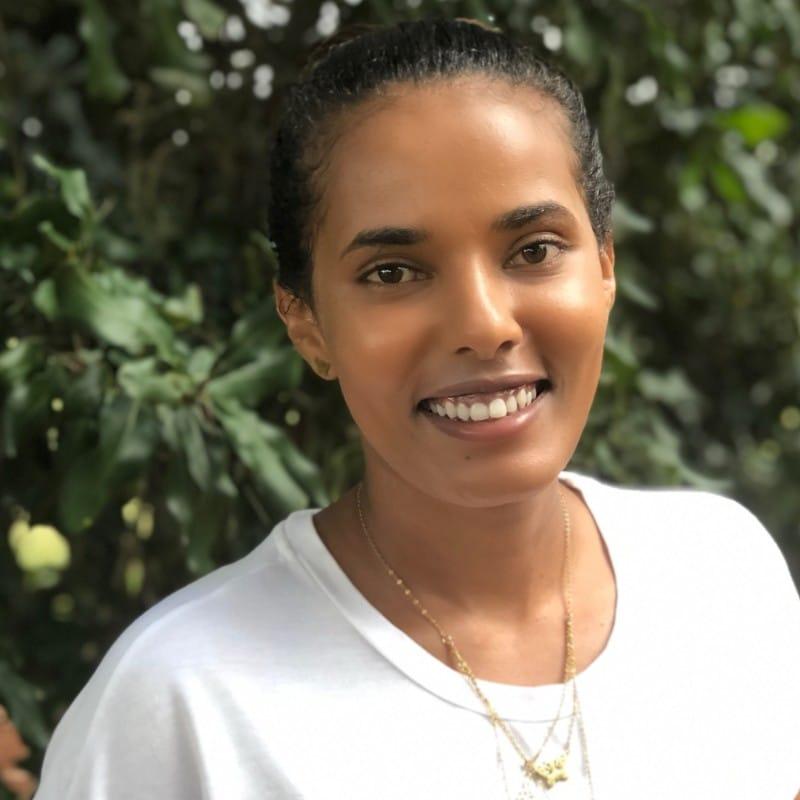 Liydiya Girum - Development Director at GCEC Kenya