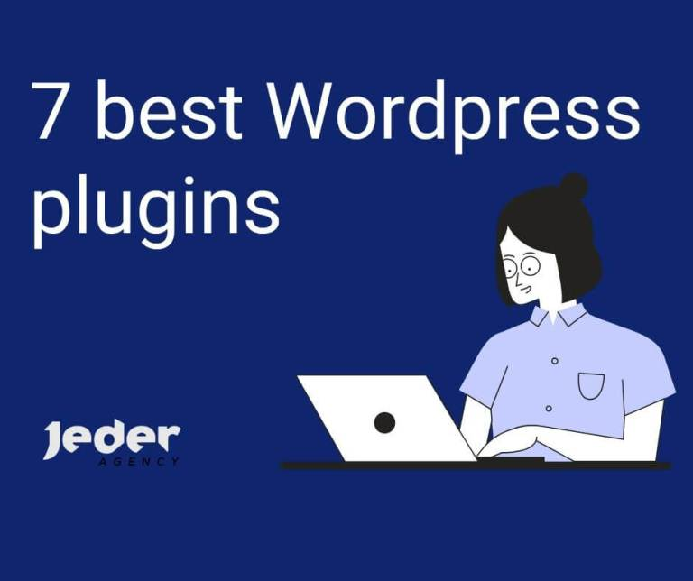 7 Essential WordPress Plugins for your website