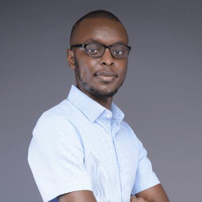 Ian Kuria Maina - Web Design & SEO Consultant
