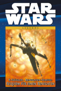 Star Wars Comic Collection, Volume 108: X-Wings - Renegade Season: Requiem for a Renegade (November 17, 2020)