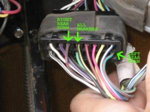 Problem with rear running lights  JeepForum