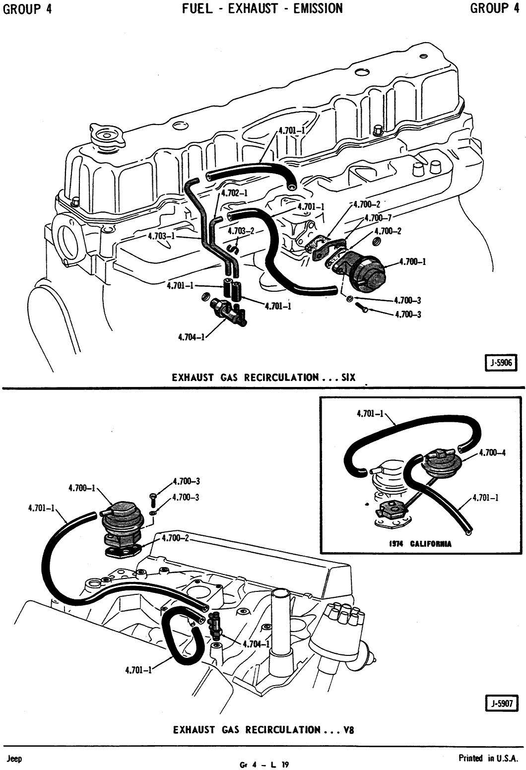 Ford F150 Vacuum Diagram