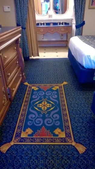 Carpet from Aladdin
