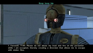 Who knew protocol droids could be this devious?