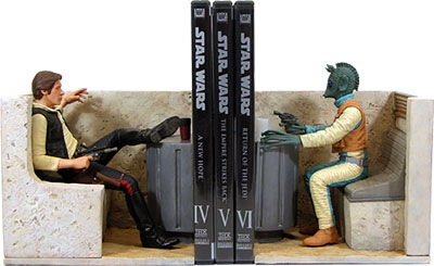 Mos Eisley Cantina Bookends