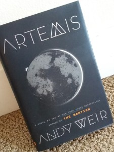 Justin Edison's review of Artemis by Andy Weir