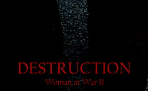Justin Edison's Destruction, second in the Woman at War series, will be out in 2018.