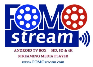 FOMOstream Logo