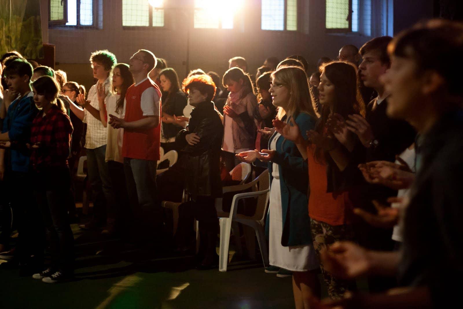 Wspólnota Jednego Ducha, Wieczór Chwały, 2013.04.25