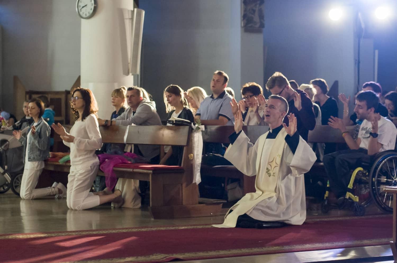 Wspólnota,  Wspólnota Jednego Ducha,  Wieczór Chwały 2018.05.24