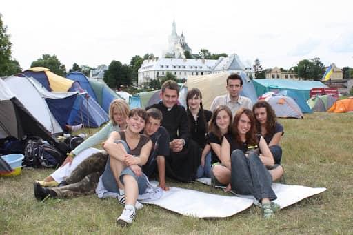 Wspólnota, Wspólnota Jednego Ducha, Ewangelizacja, Ewangelizacja na festiwalu życia w Kodniu, 2008.07.22