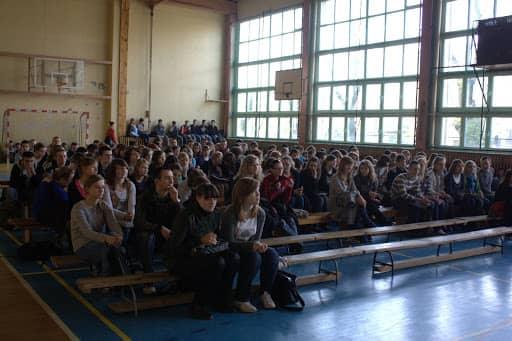 Wspólnota,  Wspólnota Jednego Ducha,  Ewangelizacja,  Ewangelizacja w Węgrowie, 2011.04.14