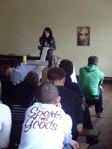 Wspólnota,  Wspólnota Jednego Ducha,  Kurs, Kurs Filip w Papriotni, 2009.03.29