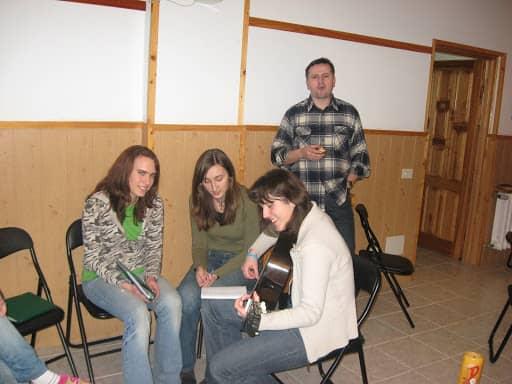 Wspólnota, Rekolekcje, Rekolekcje w Nurcu, 2008.02.24
