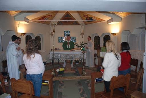Wspólnota,  Wspólnota Jednego Ducha,  Rekolekcje, Rekolekcje w Nurcu, 2009.12.06